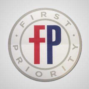 FP-sticker