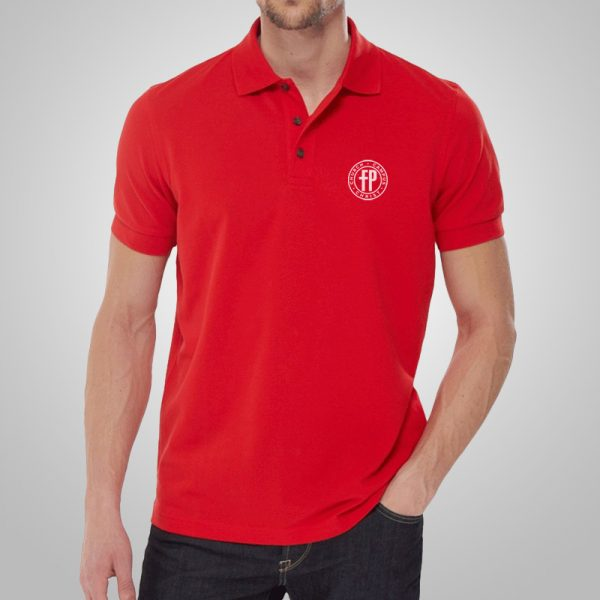 Red-polo
