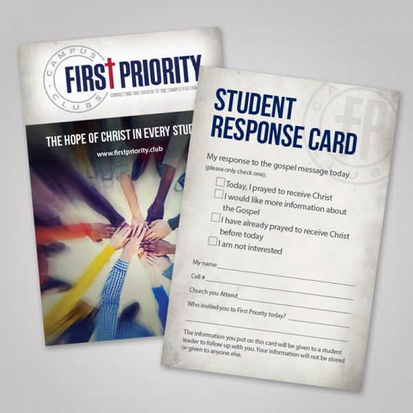 Student-response-card