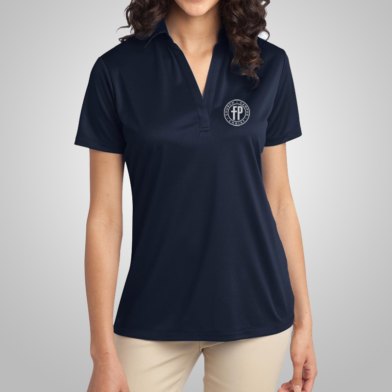 Ladies Polo Shirt First Priority Club